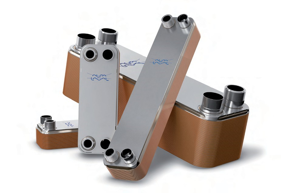 Brazed Plate Heat Exchangers Baltic Refrigeration Group